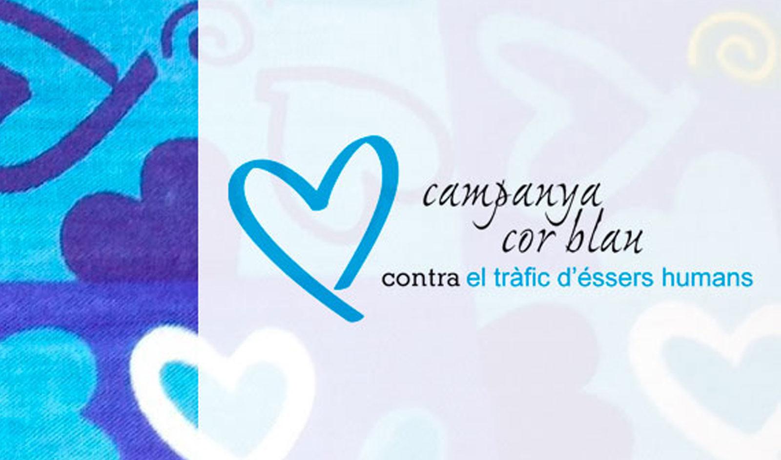 Stop Mare Mortum se suma a cor blau cat i us convida a participar en l'acció: Jo #DonoEsperança signant #PacteCorBlau