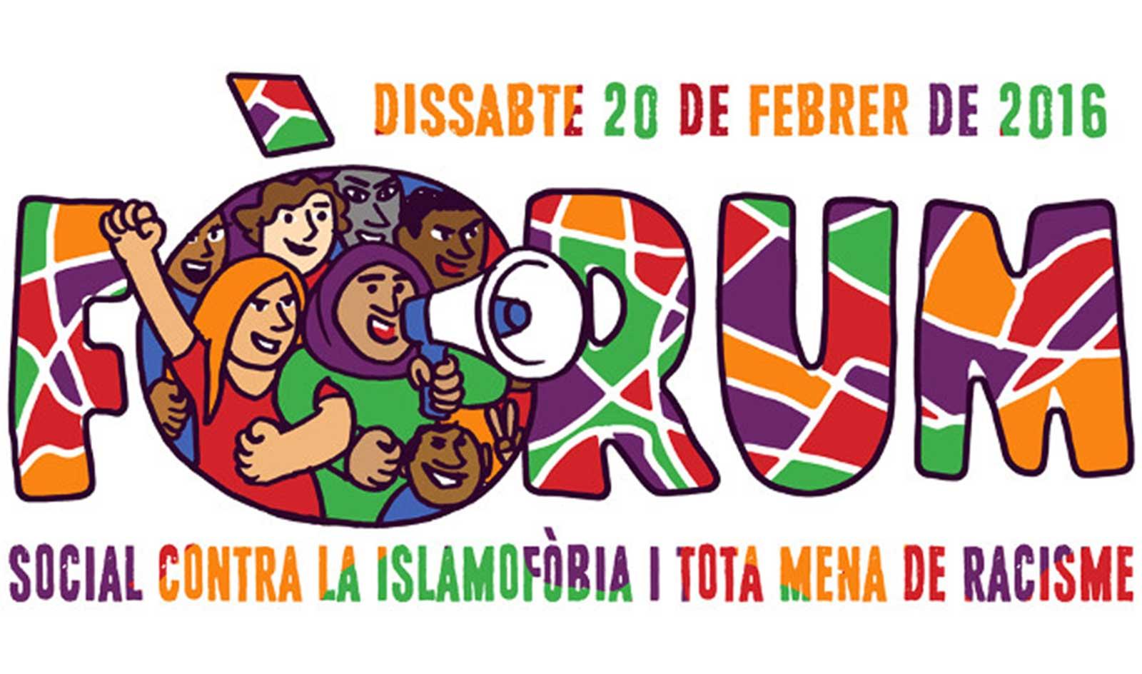 Stop Mare Mortum participa al Fòrum social contra la islamofòbia i tota mena de racisme