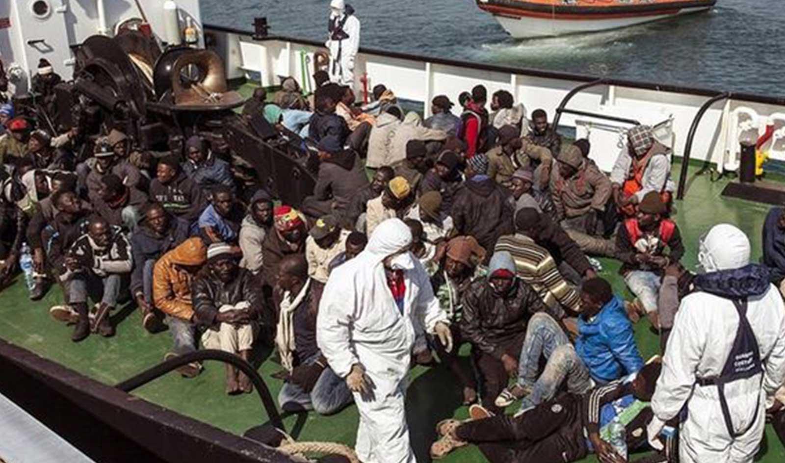 """Noves desaparicions a les aigües del Mediterrani. """"Les Nacions Unides: solucions reals?"""""""