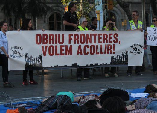 Acció #MortsInvisibles 30 de setembre