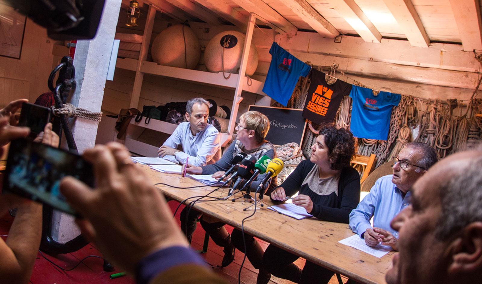 Stop Mare Mortum inicia accions legals contra l'Estat per incomplir les quotes d'arribada de refugiades