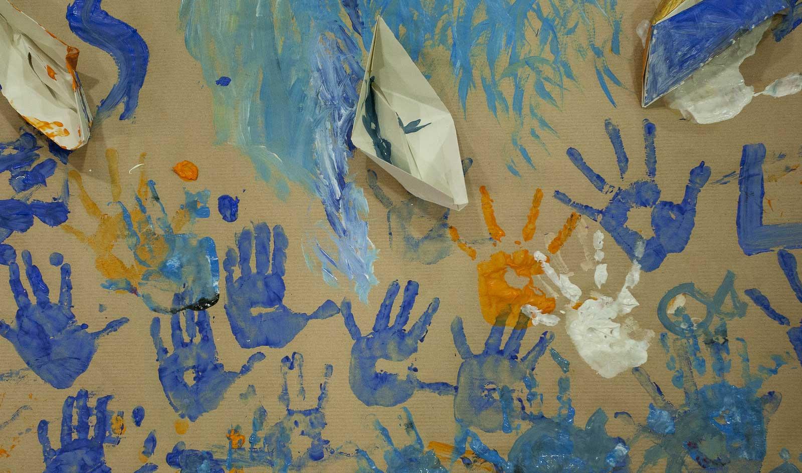 Materials educatius d'Stop Mare Mortum sobre desplaçaments forçats