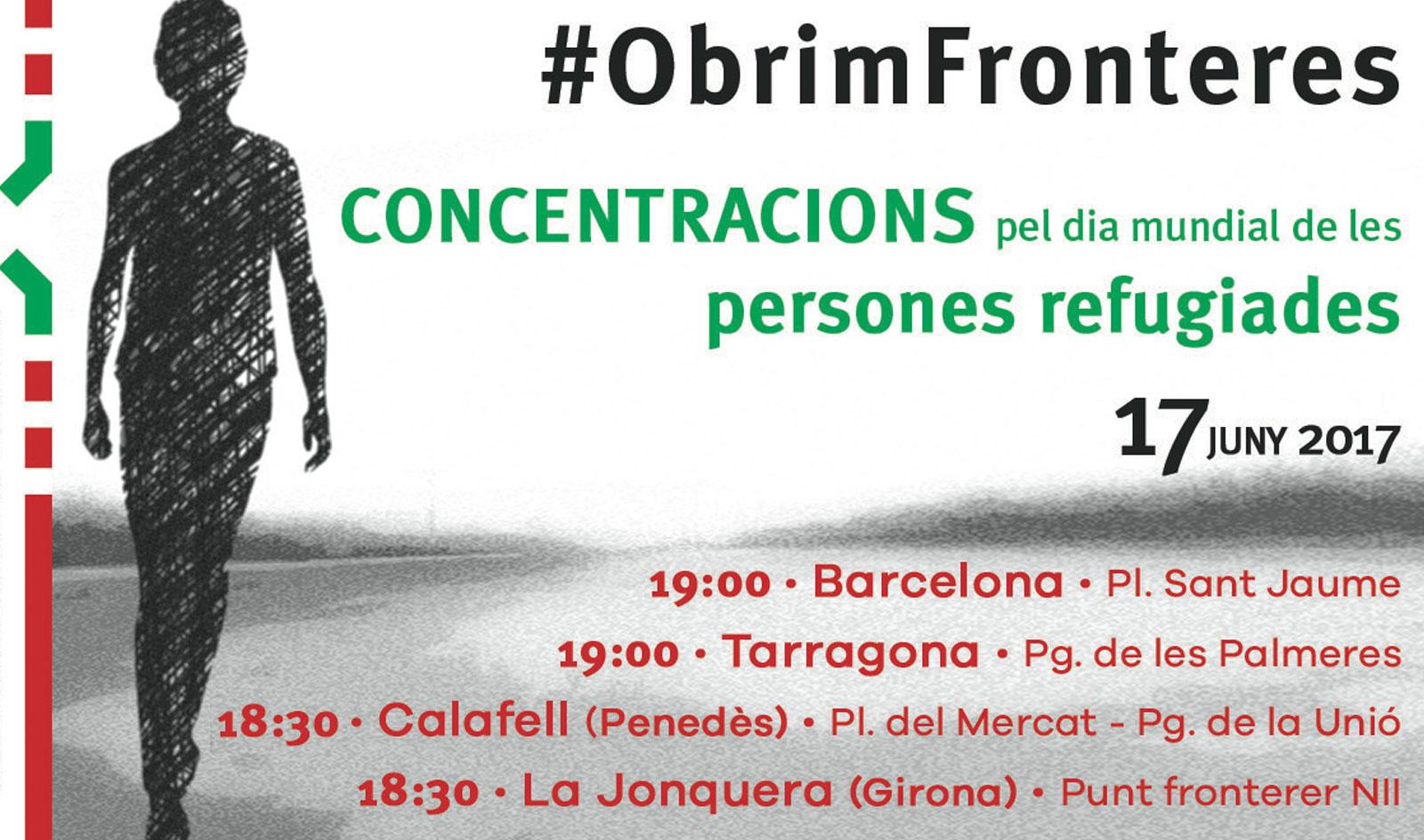 Manifest 17J #ObrimFronteres