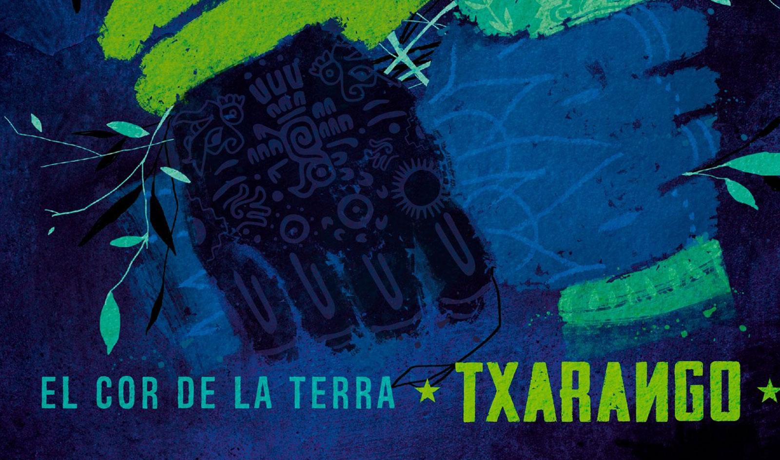 Txarango comparteix el cor de la terra