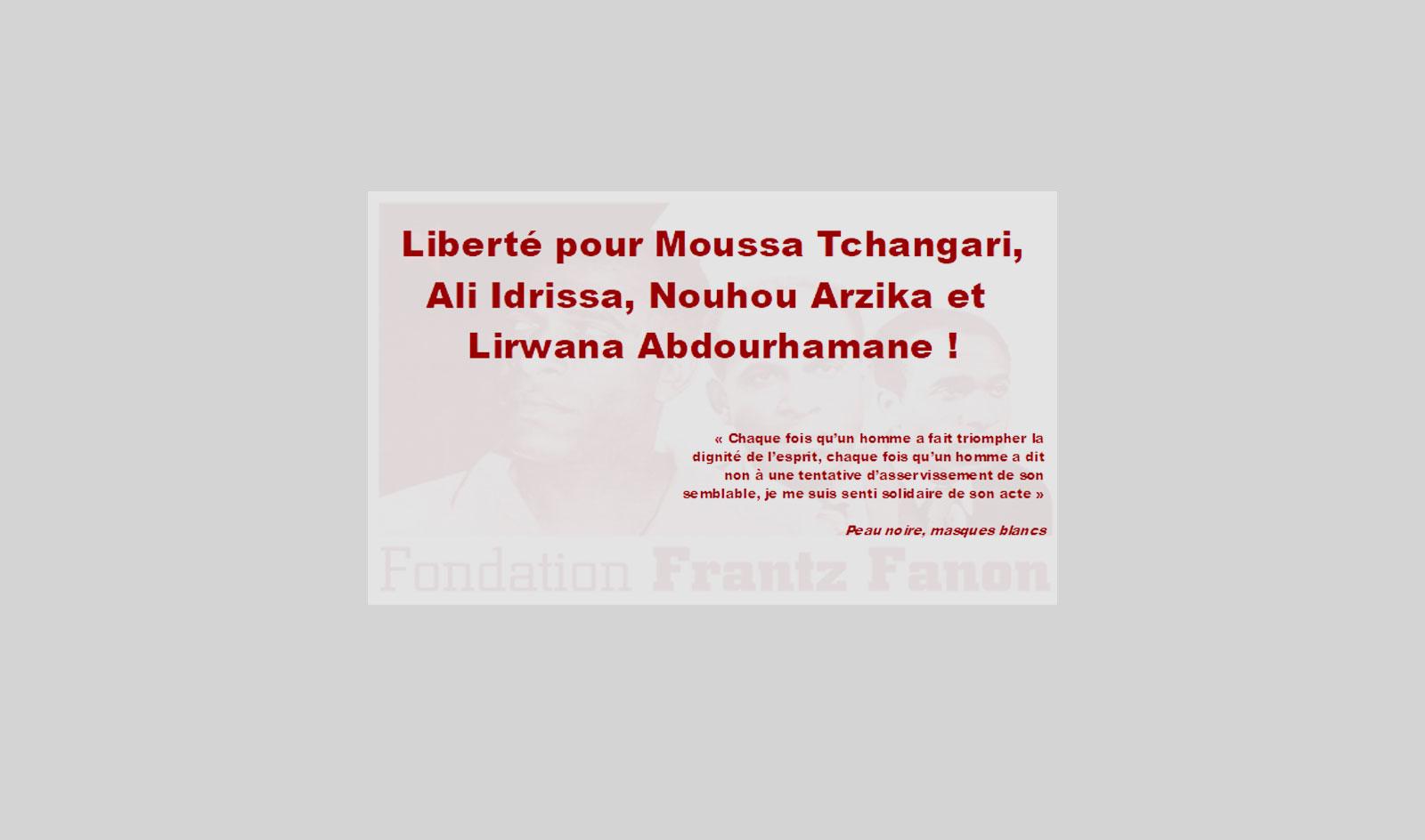 Veus dissidents empresonades: també a Níger
