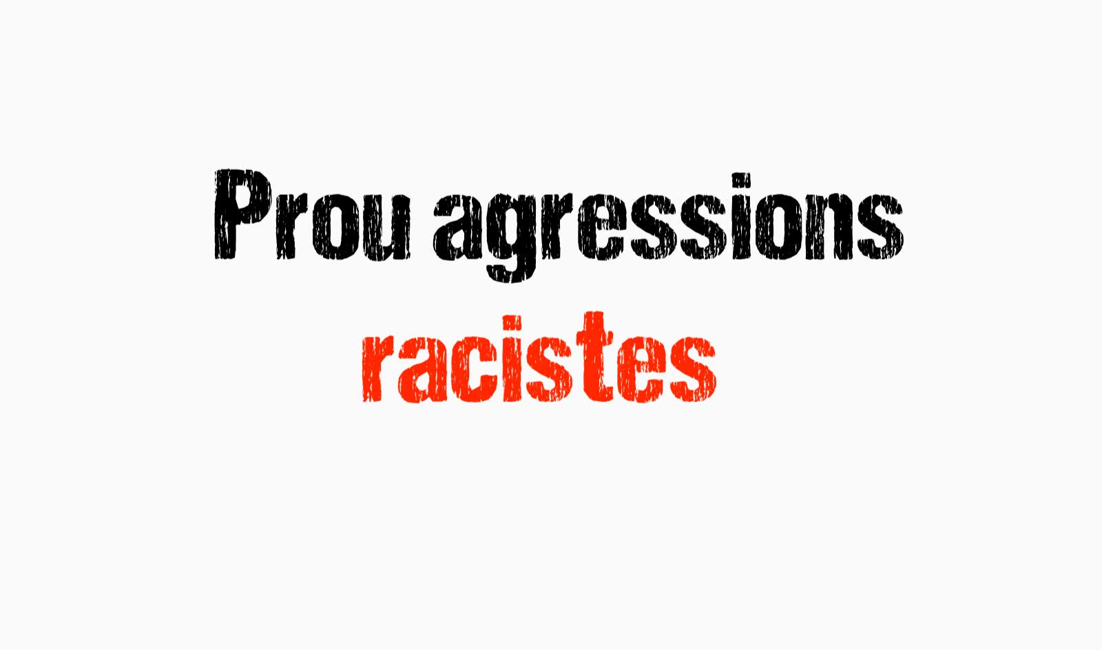 Comunicat de SMM Badalona i el Grup Motor de la Plataforma Bdn Acull en resposta a l'agressió racista a un centre de menors