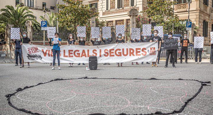 Comunicat pel Dia Mundial de les persones refugiades: #ReubicacióUrgent