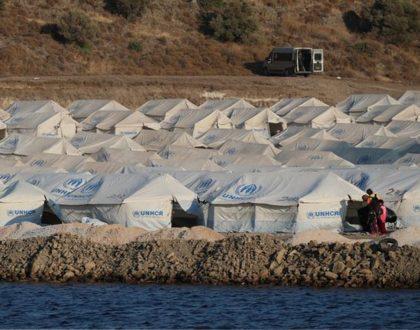 Manifest: Exigim la reubicació urgent de les persones afectades per l'incendi a Mòria