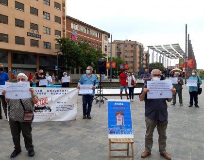 A Ceuta no s'apliquen els drets humans